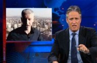 Jon Stewart Will Not Tolerate Anderson Cooper Getting Beat Up
