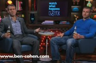 As If Andy Cohen Had To Point Out The Differences Between He And Ben Cohen