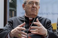 Philadelphia Archbishop Justin Rigali Will Investigate Child Abuse Cover Ups. For Which He's Accused