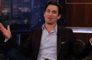 Even Bill Clinton Can't Resist The Charms Of Matt Bomer
