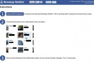 Now You'll Have To Manually Check If Your Secret Crush Is Single On Facebook Again