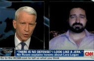 Anderson Cooper Isn't Terribly Impressed With Nir Rosen's Lara Logan Apology