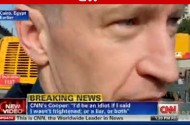 This Is Anderson Cooper Being Attacked By Egyptians
