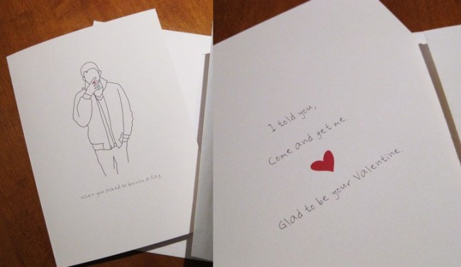 hallmark might be holding out on targeting the gay greeting card market but a one susanne fox a heterosexual designer living in brooklyn says shes got