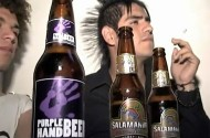 Which Tastes Better: Gay 'Purple Hand' Beer, Queer Beer, Or Schmitt's Gay?