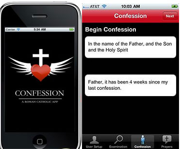 Catholic Church's Confession iPhone App Asks Users If They've 'Been Guilty Of Any Homosexual Activity'