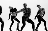 Ukrainian Boy Band Kazaky Returns (With Their Stilettos)