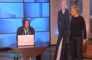 Neil Patrick Harris + Ellen DeGeneres Act Out Scenes From Oscar-Nominated Movies