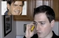 Can Charlie Sheen Fill The Void Left In Randy Rainbow's Heart?