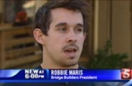 Wow: Belmont University Finally Grants Robbie Maris' Gay Student BridgeBuilders Official Status