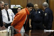 Renato Seabra's Cheek Bones Plead Not Guilty In Carlos Castro Murder