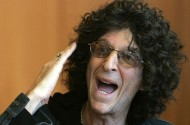 Howard Stern Is Gonna Try Really Hard To Stop Saying 'Fag'