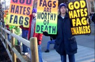 The Real Problem With The Westboro Baptist Church's Protests