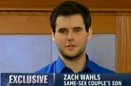 Zach Wahls Didn't Just Impress You. He Made Mom + Mom Proud