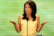 Is Michele Bachmann Having A Hard Time Finding 50,000 Marriage Discriminators?