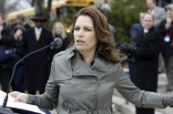 Michele Bachmann Pleased Iowans Had To Good Sense To Vote Out 'Black Robed Masters'