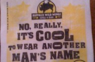 Is Buffalo Wild Wings' New Slogan Promoting Homophobia? Or Just An Awful Attempt At Humor?