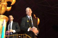 Anderson Cooper Hides Benjamin Maisani In Plain Sight At Mardi Gras