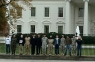 13 Men + Women Chained Themselves To White House Fence And All They Got Was This Awesome Judge