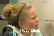 The Girl Who Was Convinced Ellen DeGeneres Was Running Hidden Cameras During Her Wisdom Tooth Removal