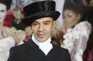 Only Rehab Can Cure John Galliano's Jew Hatred (Which He Denies Having)
