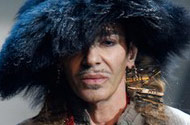 Christian Dior Fires Anti-Semitic John Galliano For His Drunken Tirade