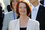 The Awesome Collapse Of Australia PM Julia Gillard's Marriage Discrimination Platform