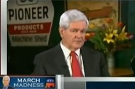 Newt Gingrich Had To Cheat On His Wife Because He's Such A Patriot