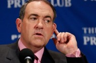 Mike Huckabee Tops Gingrich, Romney In Republican Pack of Presidential Hopeful Hate Leaders
