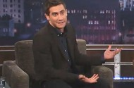 Jake Gyllenhaal's Handlers Thought He Was Having A Gay Moment