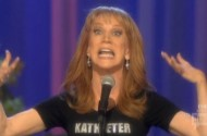 Kathy Griffin Is Confident Gay Snark Can Beat The Palins In A Bitchfight