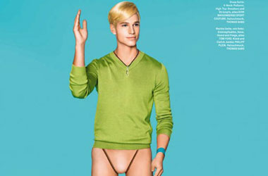 Ever The Real-Life Ken Doll Is Gender Neutered