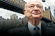 NYC's Not-Gay Ex-Mayor Ed Koch Gets His Own Piece Of Giant Steel