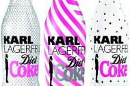 Karl Lagerfeld Pays Homage To His 90-Pound Diet Coke Diet