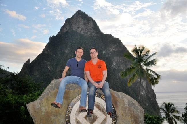 St. Lucia To Michael, Nick + Todd: Our 'Sincere Apologies' For The Horror You Went Through