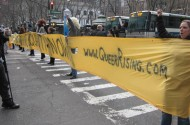 Marriage Equality Activists Cause Minor Traffic Annoyance In NYC