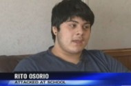 11th Grader Rito Osorio Was Gay Bashed In The School Bathroom (For Spreading Gay Rumors?)