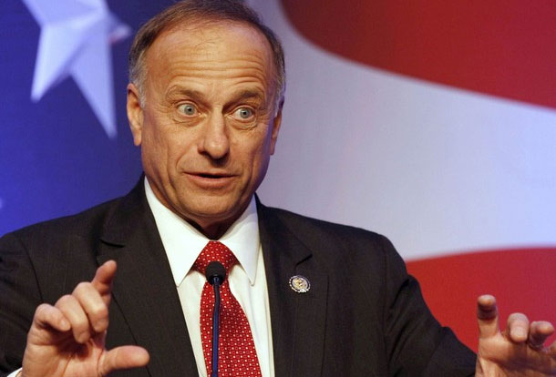 Steve King Says Obama's Call To Jason Collins Marks End Of Civilization