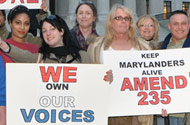 Why Are Maryland's Trans Activists Celebrating The Death Of The Gender Identity Anti-Discrimination Bill?