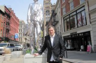 Andy Warhol Statute Afforded More Than Union Square's Allotted 15 Minutes Of Fame