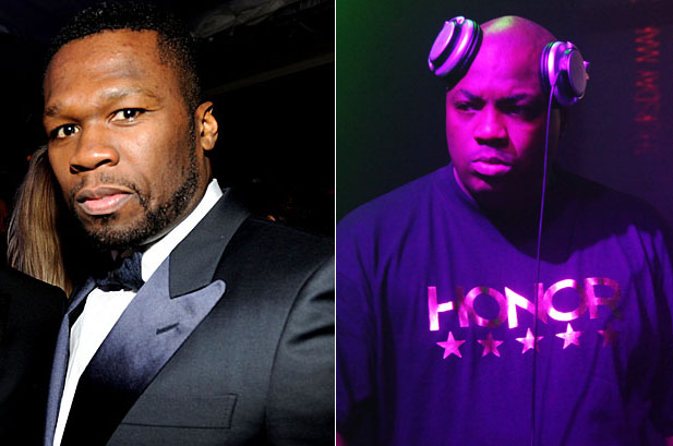 Is 50 Cent Defending Gays Like Mister Cee Because It's Good For Business?