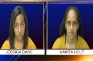 The 2 Columbus State University Ladies Accused Of Sexin' It At The Campus Library