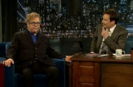 Elton John On Anti-Glee Bands: 'Lighten Up You Assholes'