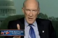 Ex-Sen. Alan Simpson Attacks Homophobes Like Rick Santorum For Plaguing GOP