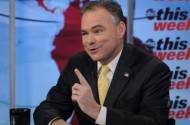 Tim Kaine Opposes Gay Marriage, Opposes Unmarried People Adopting