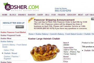 Why Is Jewish Food Delivery Service Kosher.com Teaming Up With Ex-Gay Group JONAH?