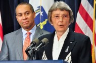 MA Gov. Deval Patrick Wants Lesbian Barbara Lenk On State Supreme Court