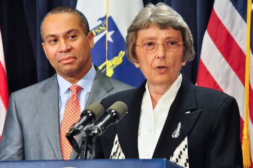 So MA Gov. Deval Patrick Only Picked Picked His Supreme Court Nominee Because She's A Lesbian, Ey?