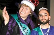 Columbia College's First Homecoming King + Queen Are Both Gay Dudes