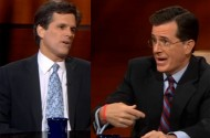 Stephen Colbert: Saying 'Retarded' Is Totally Gay